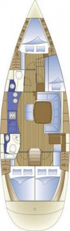 Location bateau Grad Rijeka pas cher Bavaria 44