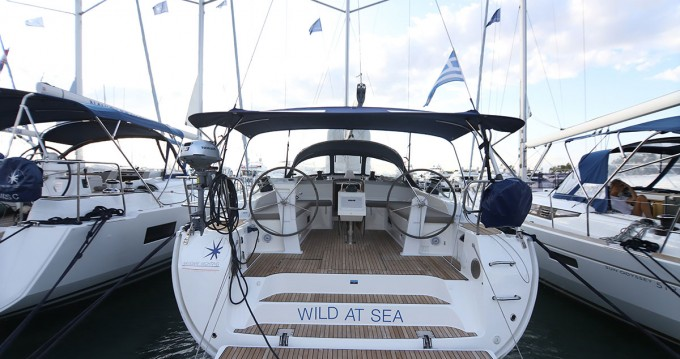 Location bateau Athènes pas cher Cruiser 51