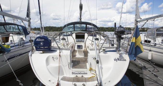 Location bateau Dufour Dufour 375 GL à Lidingö sur Samboat