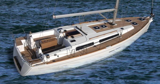 Location yacht à Göcek - Dufour Dufour 445 GL sur SamBoat