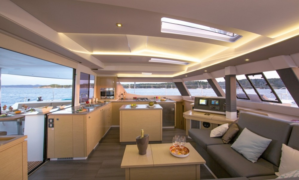 Catamaran à louer à Tortola au meilleur prix