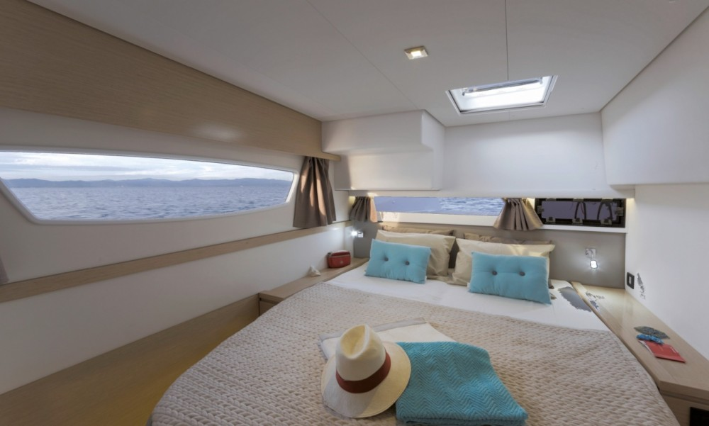 Location Catamaran à Tortola - Fountaine Pajot Fountaine Pajot Saba 50 - 6 + 2 cab.