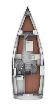 Location Voilier à Jezera - Bavaria Cruiser 32