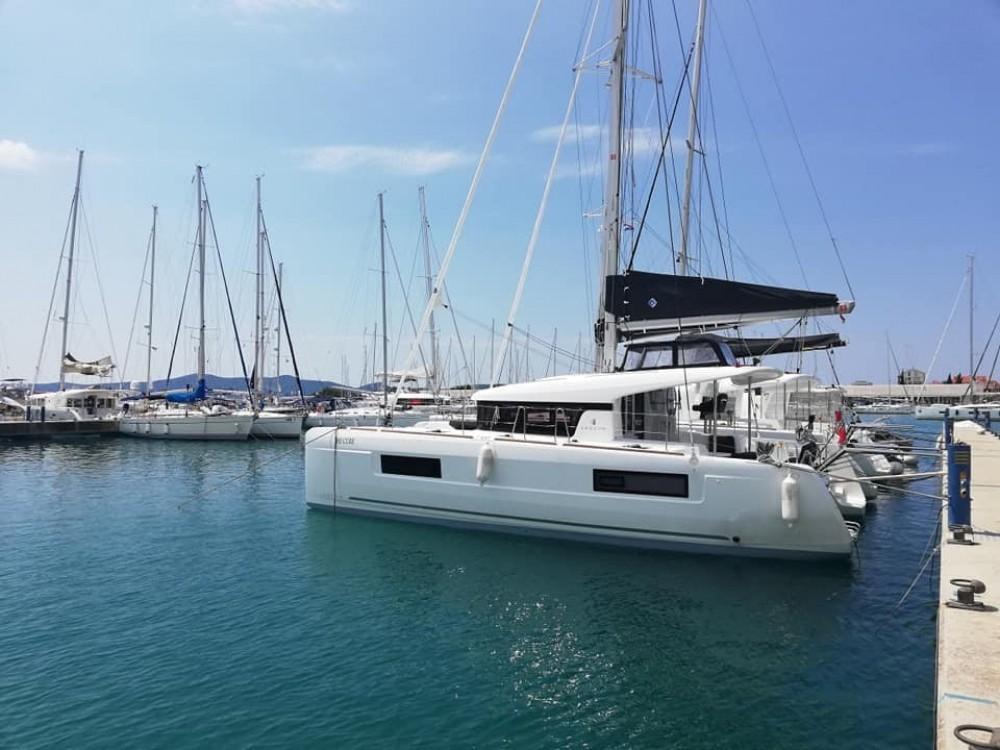 Location Catamaran à Tortola - Lagoon Lagoon 40 - 3 + 2 cab