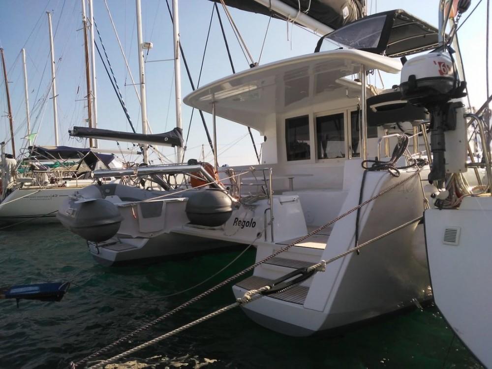 Location yacht à Campanie - Lagoon Lagoon 40 (4 cab) sur SamBoat