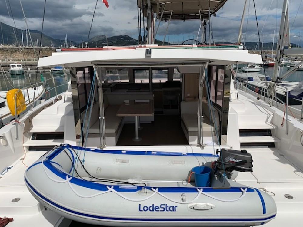 Catamaran à louer à Campanie au meilleur prix