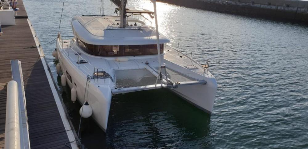 Location Catamaran à Campanie - Lagoon Lagoon 42 - 4 cab.