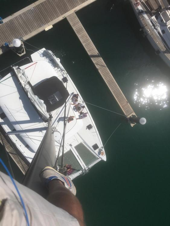 Louez un Lagoon Lagoon 42 - 4 cab. à Campanie