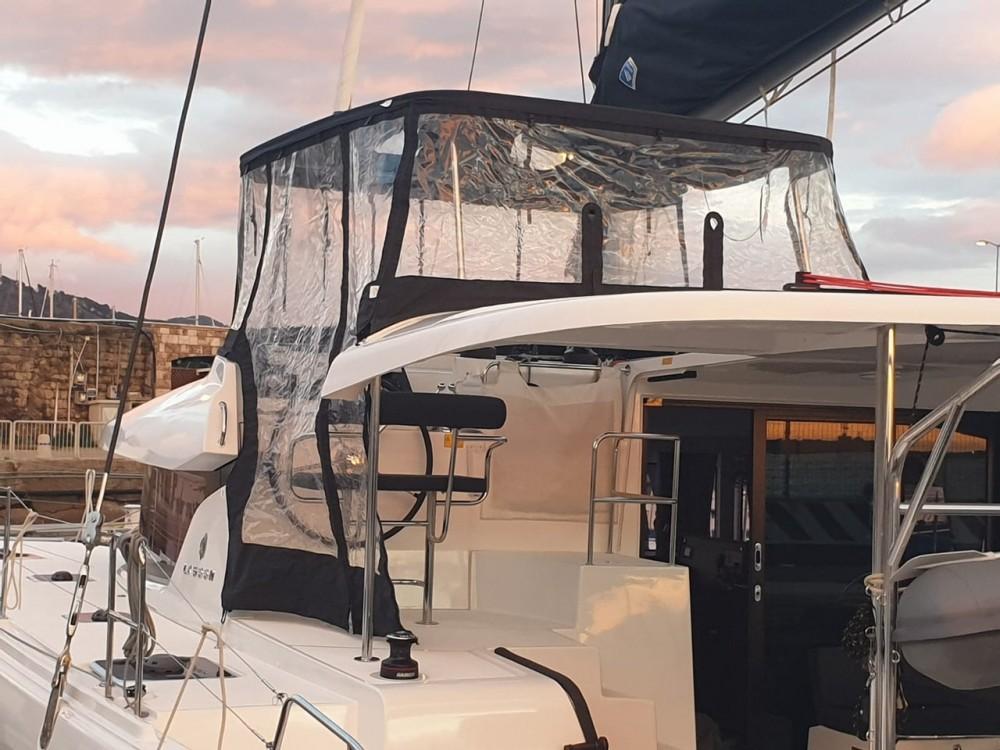 Louer Catamaran avec ou sans skipper Lagoon à Campanie