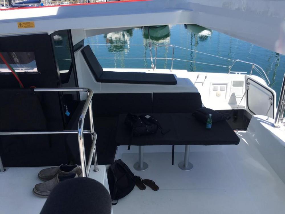 Location bateau Campanie pas cher Lagoon 42 - 4 cab.