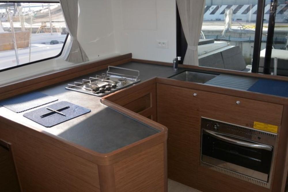 Location yacht à Campanie - Lagoon Lagoon 42 - 4 cab. sur SamBoat