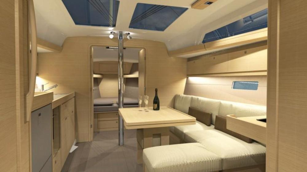Location yacht à Palerme - Dufour Dufour 382 Grand Large sur SamBoat