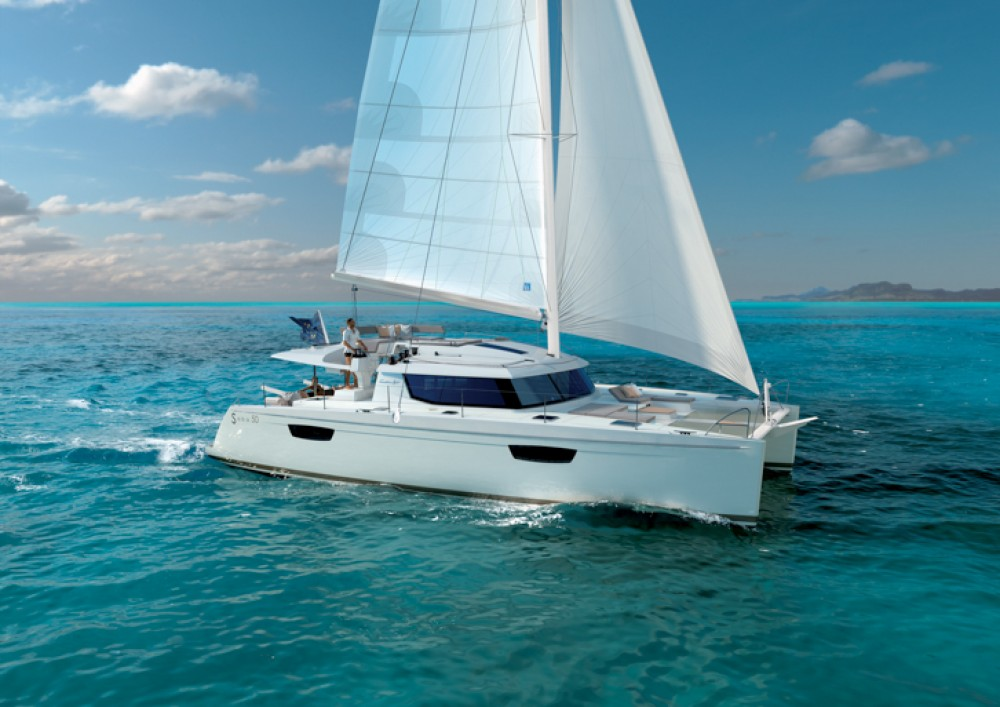 Location Catamaran à Furnari - Fountaine Pajot Saba 50