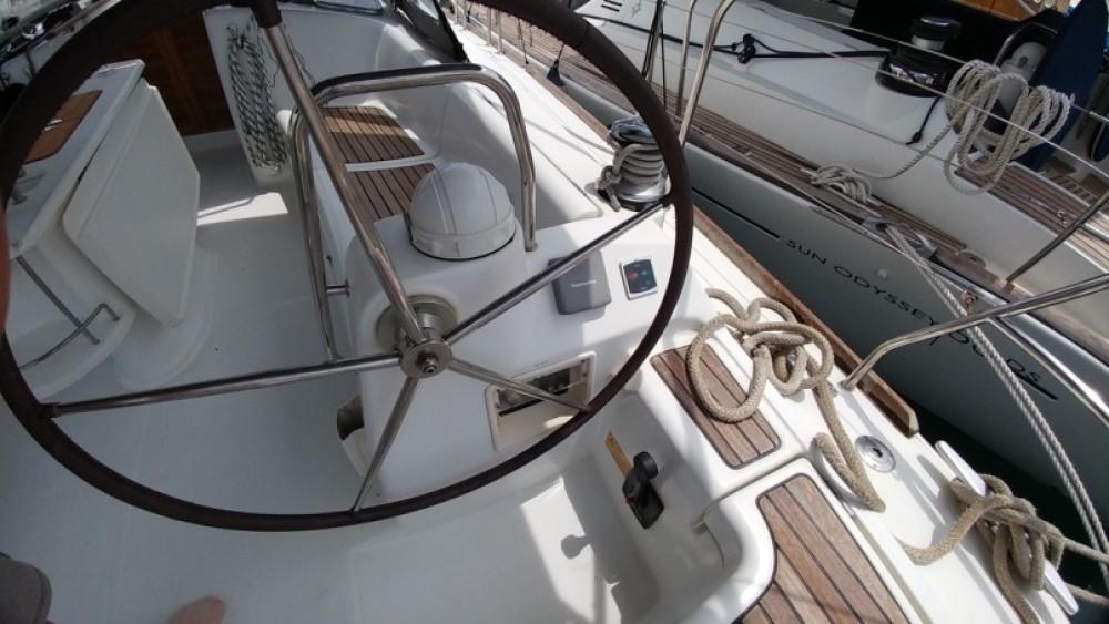 Location bateau Péloponnèse pas cher Oceanis 43