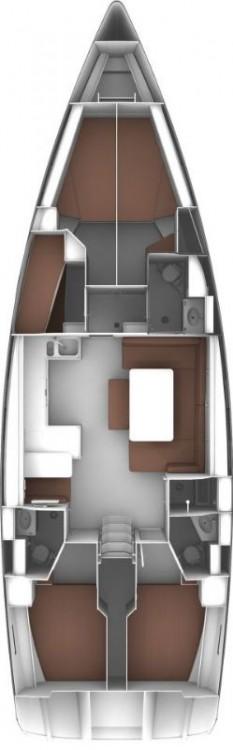 Location bateau Mykonos pas cher Bavaria Cruiser 51
