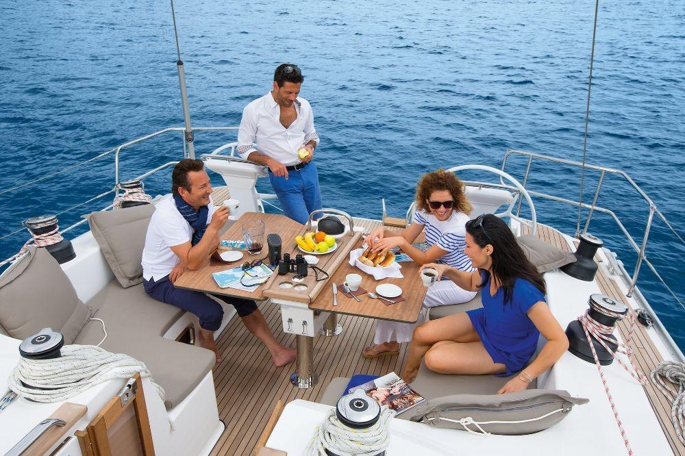 Bavaria Bavaria Cruiser 51 entre particuliers et professionnel à Mykonos