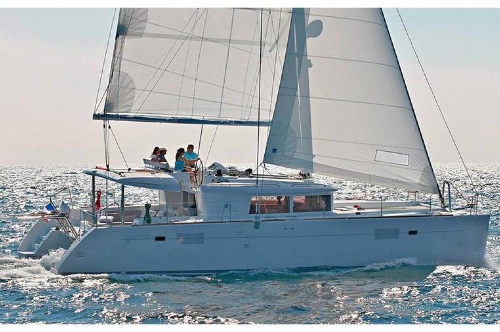 Location bateau Volos pas cher Lagoon 450 - 4 + 2 cab.