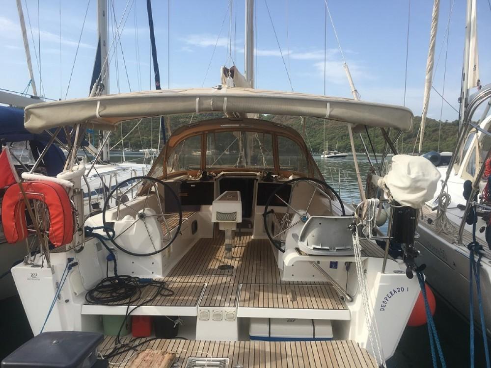 Location bateau Fethiye pas cher Dufour 382 GL