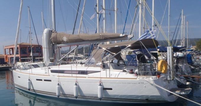 Louer Voilier avec ou sans skipper Jeanneau à Lefkada (Île)