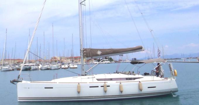 Jeanneau Sun Odyssey 439 entre particuliers et professionnel à Lefkada (Île)