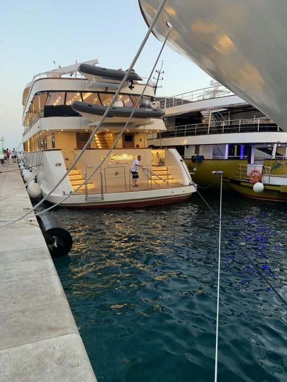 Yacht à louer à Croatie au meilleur prix