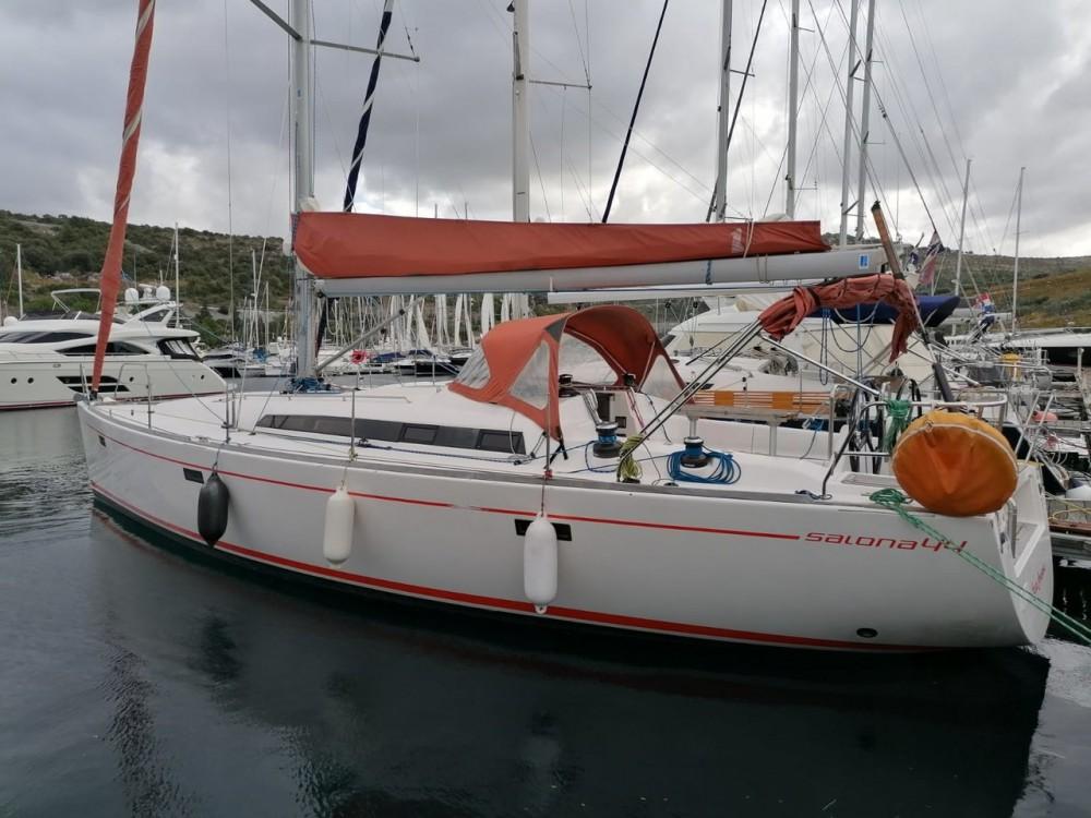Louer Voilier avec ou sans skipper Salona à