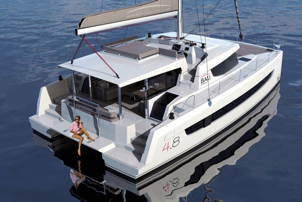 Location yacht à Îles Ioniennes - Catana Bali 4.8 - 6 cab. sur SamBoat