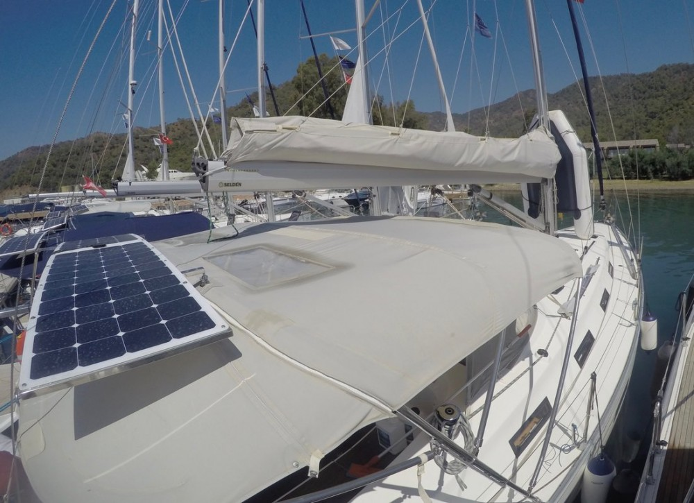 Location bateau Muğla pas cher Bavaria Cruiser 40