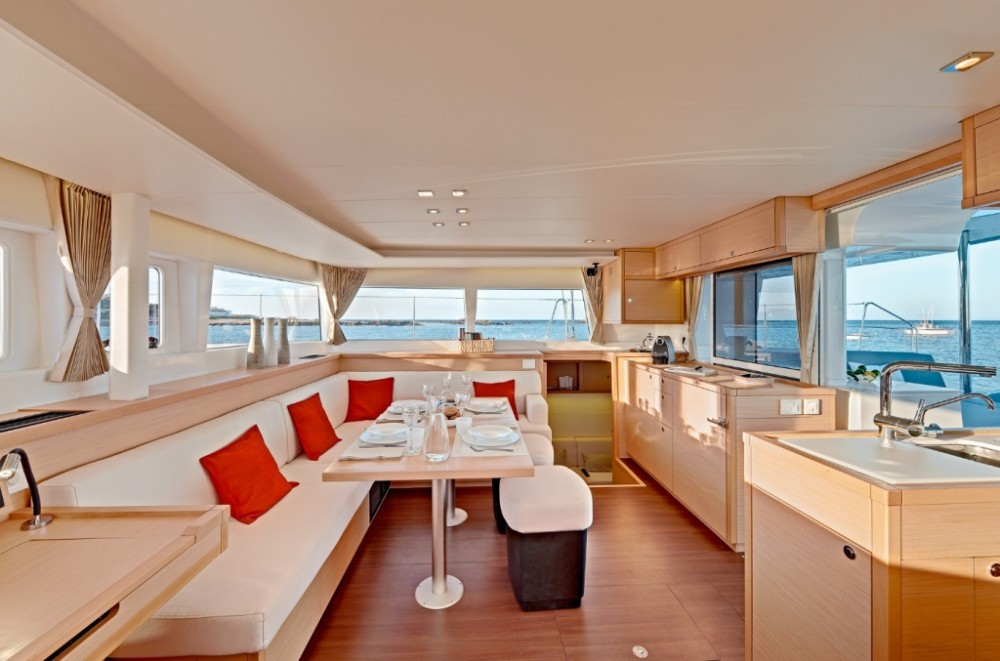 Location yacht à Portocolom - Lagoon Lagoon 450 F - 4 + 2 cab. sur SamBoat