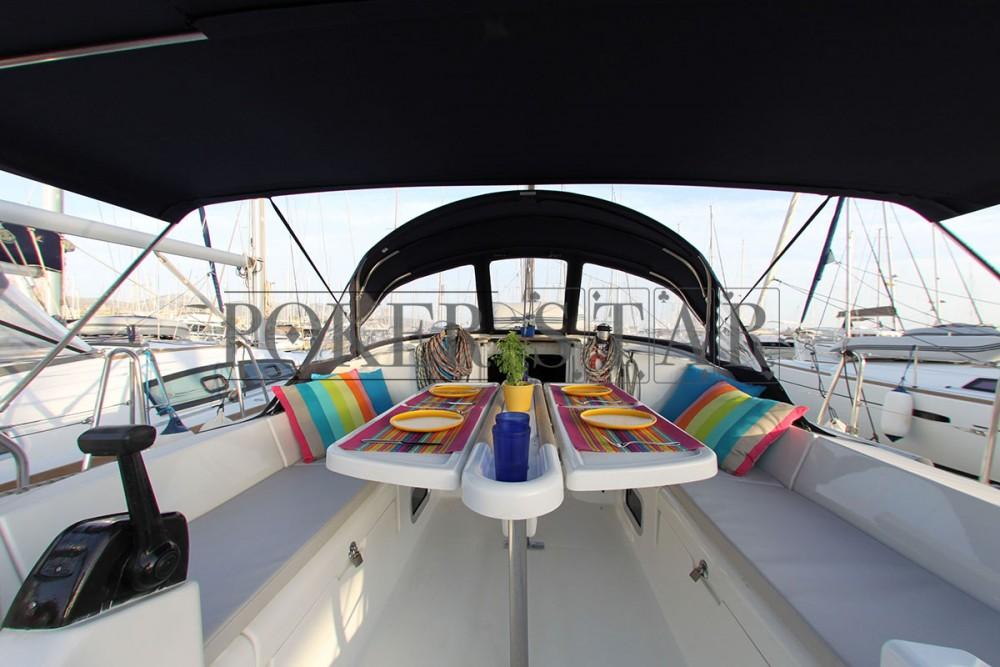 Location yacht à Péloponnèse - Bénéteau Oceanis Clipper 473 sur SamBoat