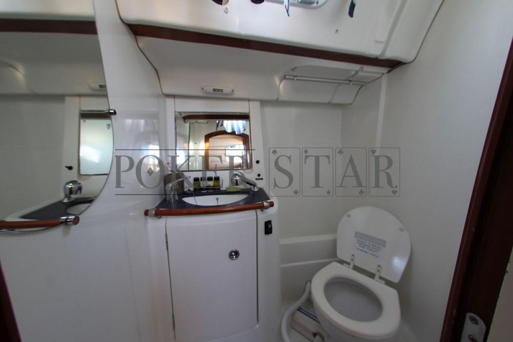Location bateau Péloponnèse pas cher Oceanis Clipper 473