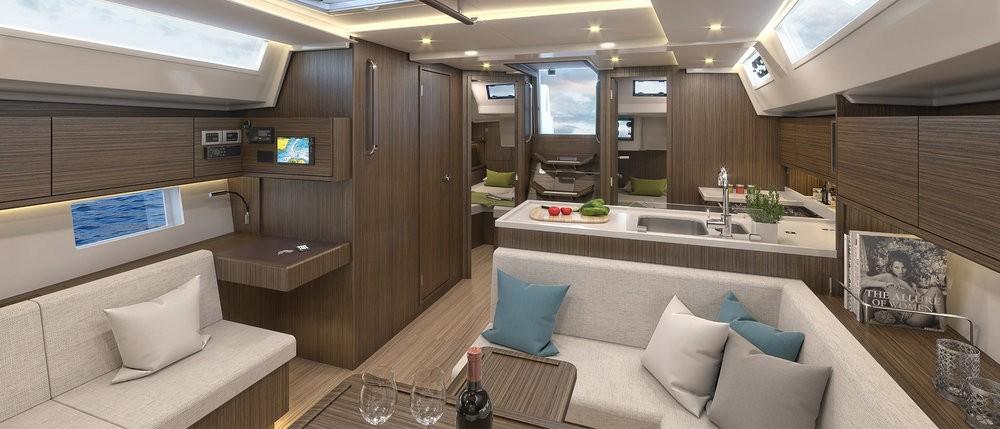 Location bateau Croatie pas cher Bavaria C45 Style