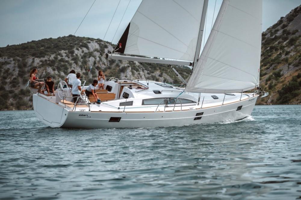 Louer Voilier avec ou sans skipper Elan à Croatie