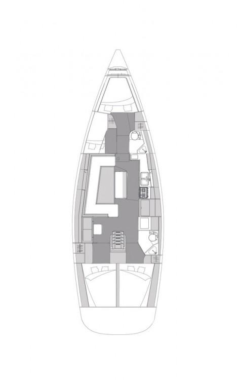 Location yacht à Croatie - Elan Elan Impression 45.1 sur SamBoat