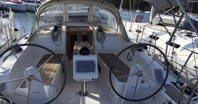 Bavaria Cruiser 37 entre particuliers et professionnel à Pula