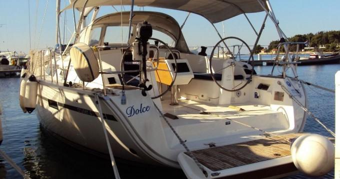 Location bateau Pula pas cher Cruiser 41