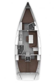 Bavaria Cruiser 41 entre particuliers et professionnel à Pula