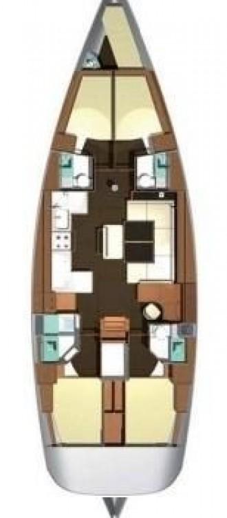Location bateau Grad Pula pas cher Dufour 525 GL