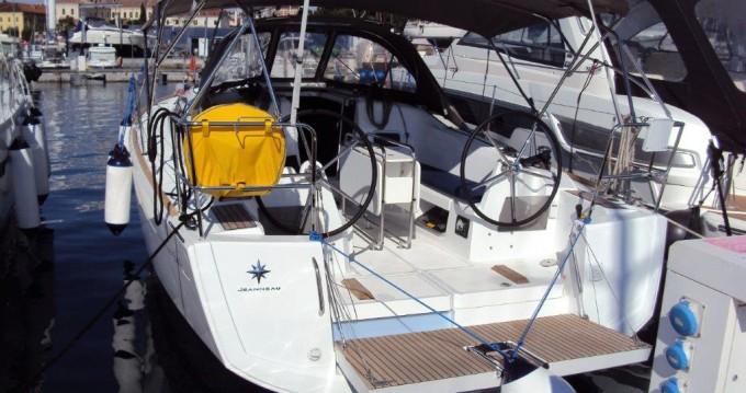 Location yacht à Pula - Jeanneau Sun Odyssey 349 sur SamBoat