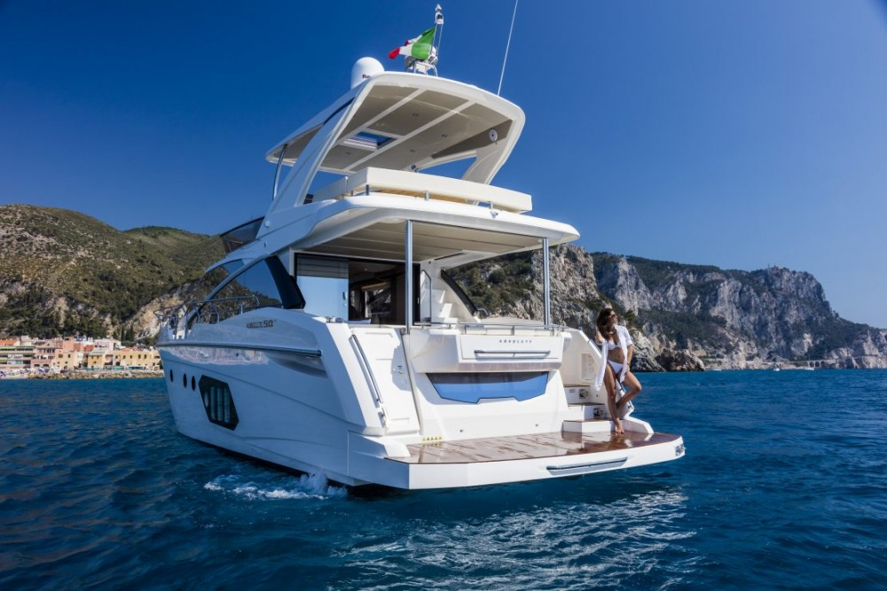 Location yacht à Palit - Absolute Yachts Absolute 50 Fly sur SamBoat