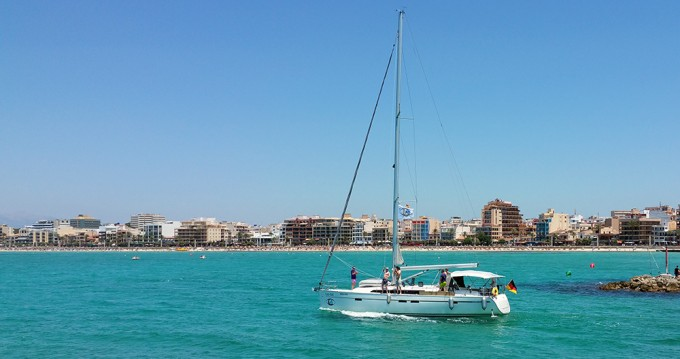 Bavaria Cruiser 46 entre particuliers et professionnel à Playa de Palma