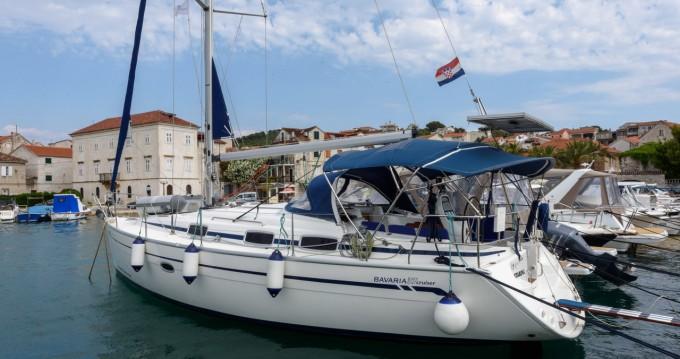 Location yacht à Trogir - Bavaria Bavaria 37 Cruiser sur SamBoat