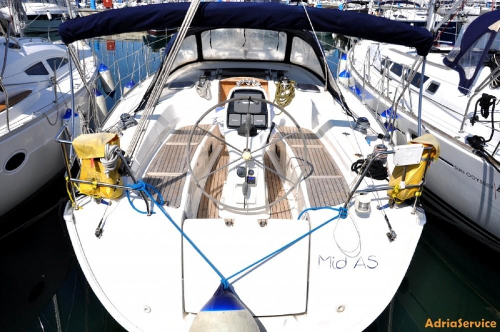 Location yacht à Izola / Isola - Bavaria Cruiser 38 sur SamBoat