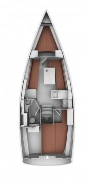 Location bateau Bavaria Cruiser 32 à Trogir sur Samboat