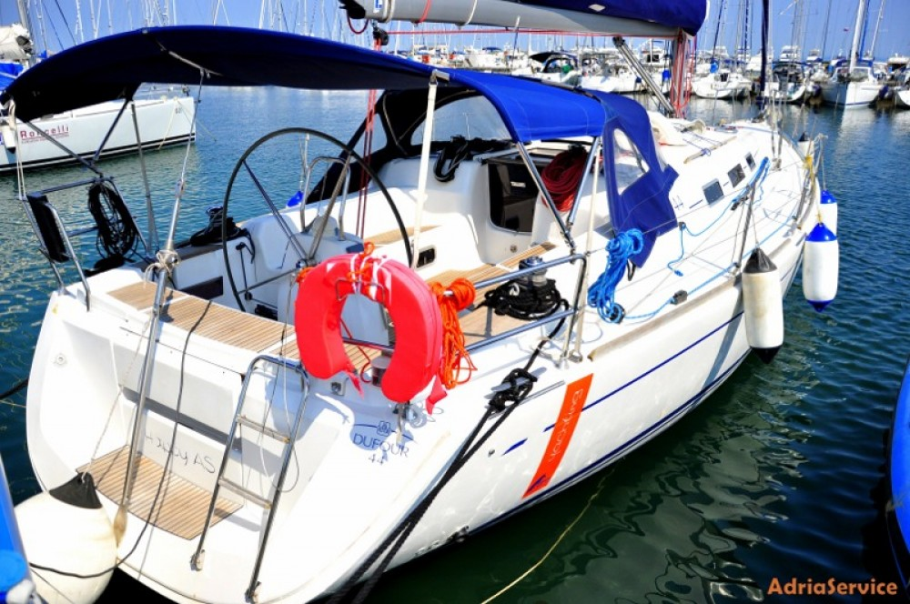 Location bateau Dufour Dufour 44 à Izola / Isola sur Samboat