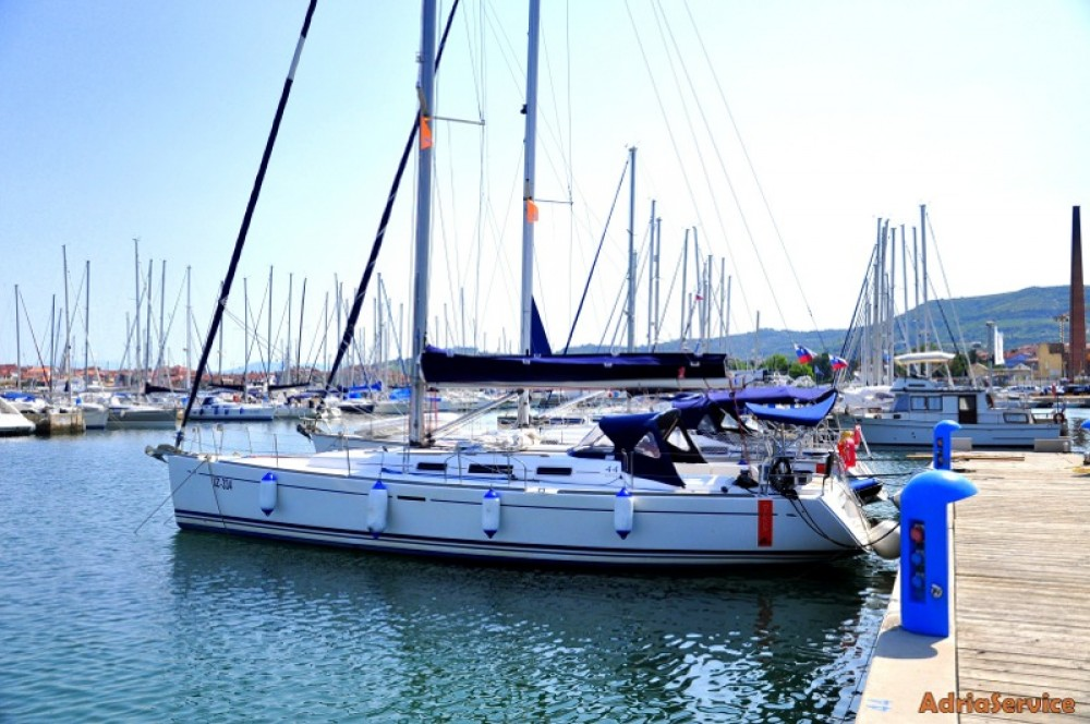 Location bateau Izola / Isola pas cher Dufour 44
