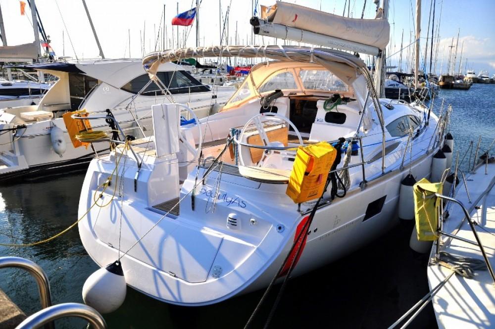 Location yacht à Izola / Isola - Elan Elan 444 Impression sur SamBoat