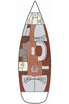 Louez un Bénéteau Oceanis Clipper 411 - 3 cab. à Trogir