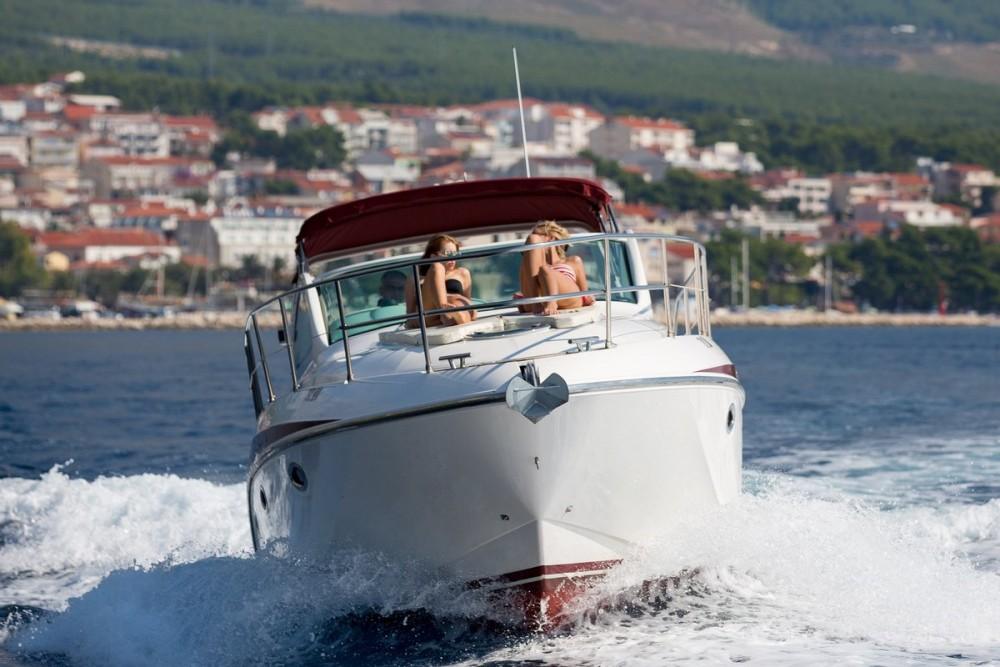Louer Bateau à moteur avec ou sans skipper Pearl-Sea-Yachts-Doo à Baška Voda