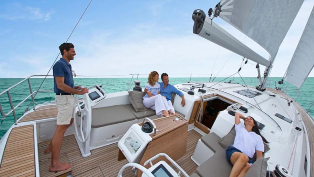 Bavaria Cruiser 51 entre particuliers et professionnel à Can Pastilla